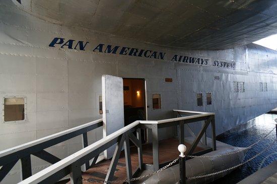 Foynes, Ireland: Pan Am