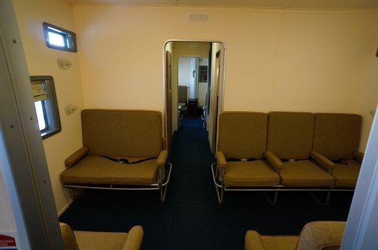 Foynes, Ireland: Pass cabin