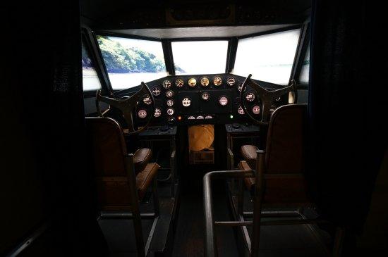 Foynes, Ιρλανδία: Cockpit