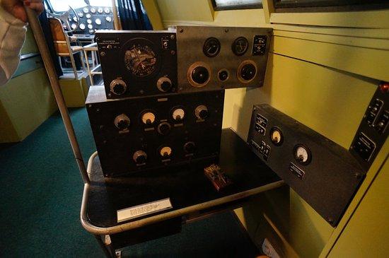 Foynes, Ιρλανδία: Radioman's station