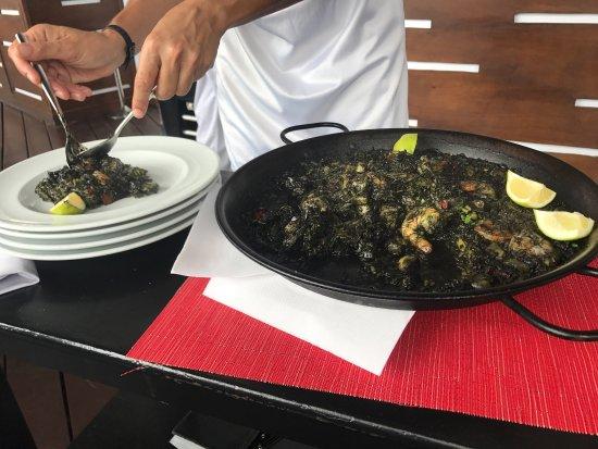 Gran Melia Palacio de Isora Resort & Spa: Experiencias gastronómicas 7,5 👌  Faltó probar el menú degustación del DÚO DINNER, pero no nos