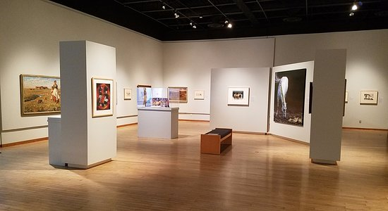 Brookings, SD: Exhibits drawn from our permanent collection showcase Harvey Dunn, Native American art and more.