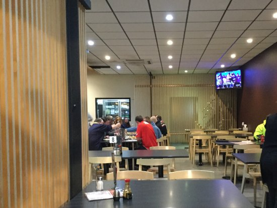 Griffith, أستراليا: Dining area