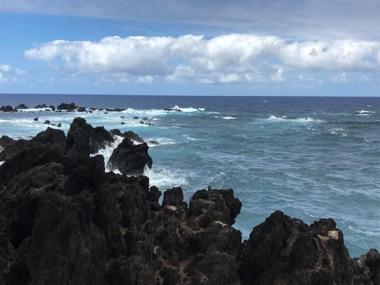 Laupahoehoe, HI: Beautiful coastline
