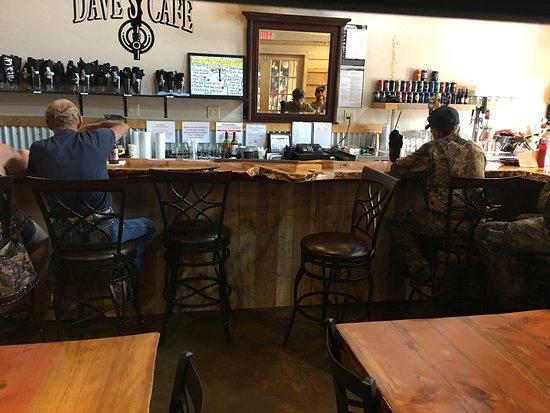 Cloudcroft, Nuevo Mexico: Dave's Cafe
