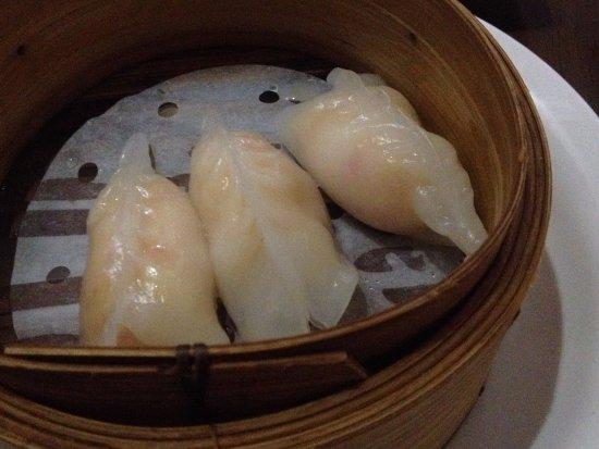Greater London, UK: Crabmeat dumplings
