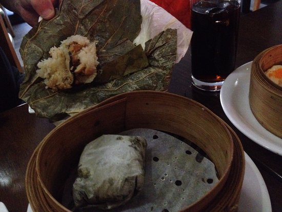 Greater London, UK: Chicken glutinous rice