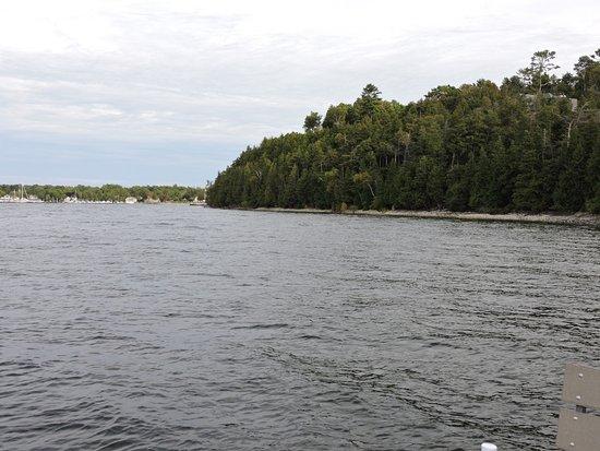 Ellison Bay, WI: Lake Michigan