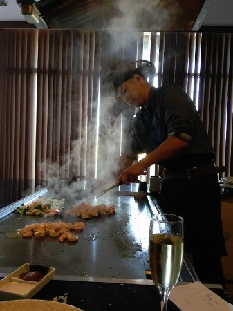 Williamsville, Estado de Nueva York: fuji hibachi grill & bar