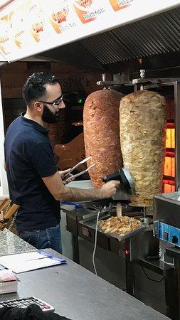 Saint-Just-en-Chaussee, ฝรั่งเศส: Paris Kebab