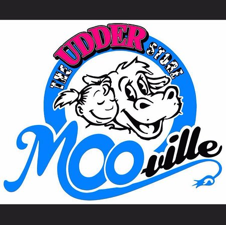 "MOO-ville Creamery in Ionia ""The Udder Store"""