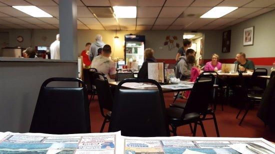 Altoona, PA: Dining Area