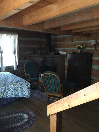 Superieur Galena Log Cabin Getaway: Photo1