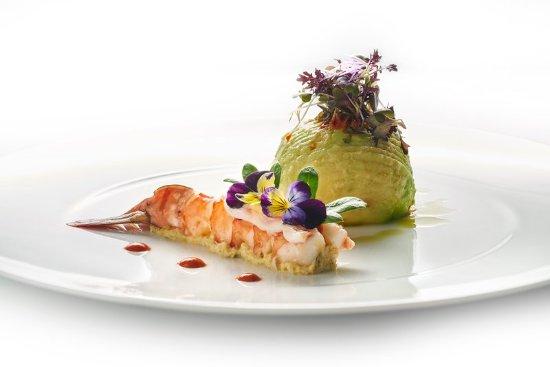 Quinta da Casa Branca: Gastronomic Presentation at theThe Dining Room restaurant
