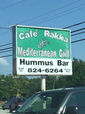 Cafe Rakka Mediterranean Grill: This is what you are looking for!
