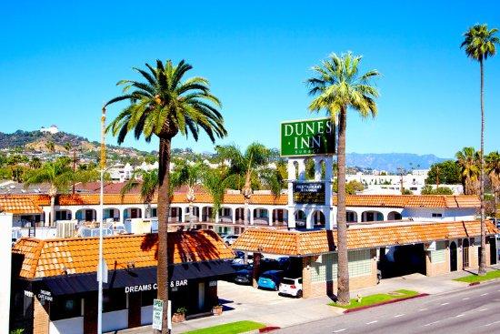 Dunes Hotel Los Angeles Ca