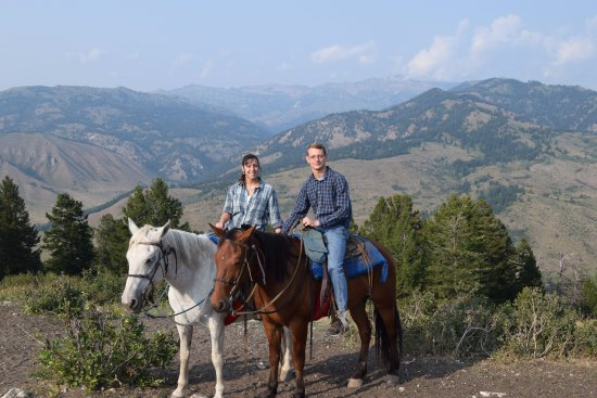 Mill Iron Ranch: when we made it to the top