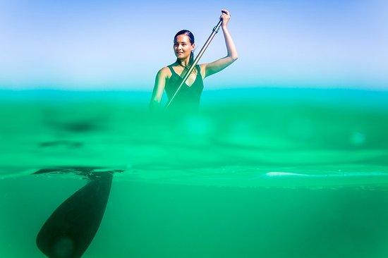 Quirimbas Archipelago, Mozambique: Kayaking