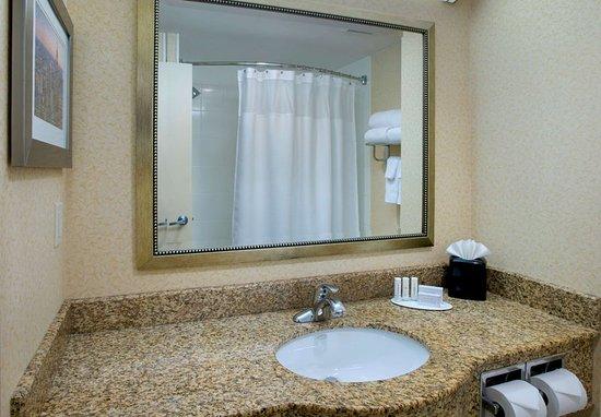 Astoria, NY: Guest Bathroom Vanity