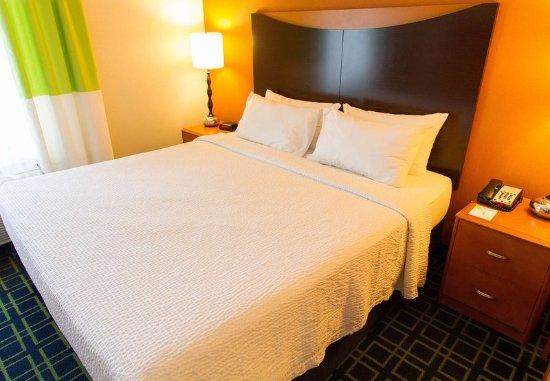 Σάντα Μαρία, Καλιφόρνια: King Guest Room - Sleeping Area