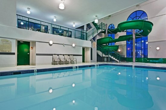Medicine Hat, Canadá: Swimming Pool