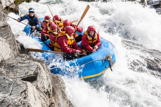 Queenstown Combos: Challenge Rafting