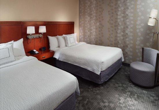 Duluth, Τζόρτζια: Double/Double Suite Bedroom