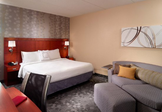 Duluth, Τζόρτζια: King Guest Room