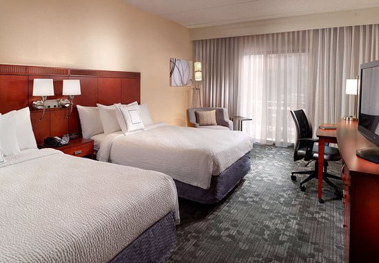 Duluth, Τζόρτζια: Double/Double Guest Room