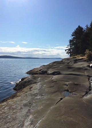 Ladysmith, Καναδάς: Ocean view