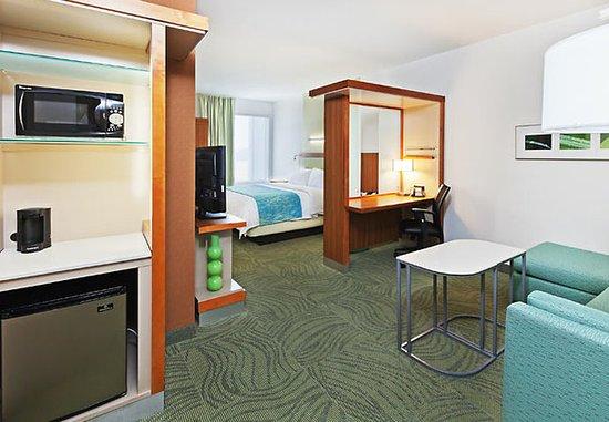 Enid, Оклахома: King Suite