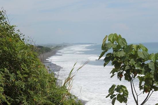 Grecia, Costa Rica : Jacho Beach