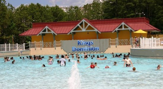 Ashland, VA: Kings Dominion Amusement and Water Park just minutes away!