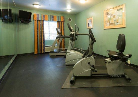 Hinesville, جورجيا: Holiday Inn Express Hinesville-Fort Stewart Fitness Center
