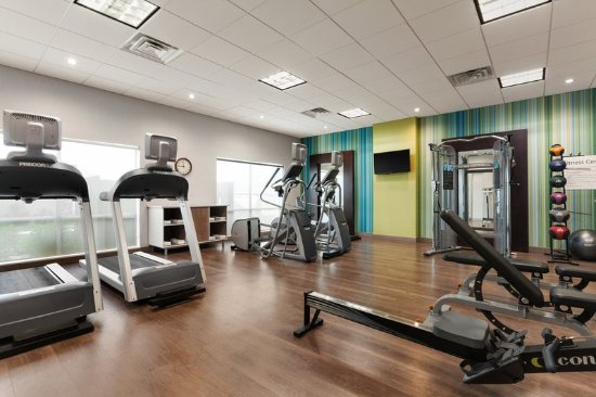 Edinburg, TX: Fitness Center