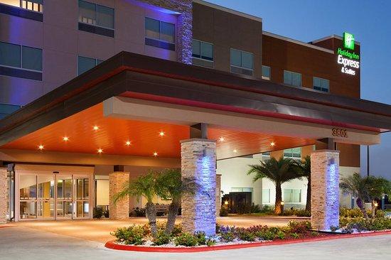 Edinburg, TX: Hotel Exterior