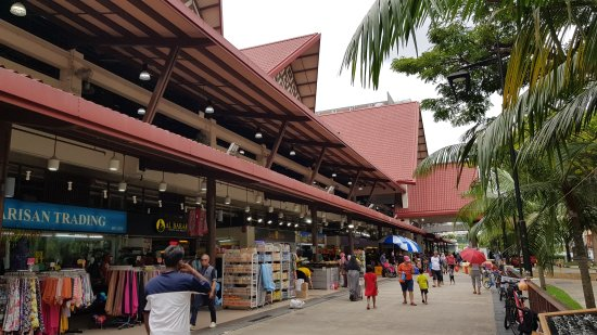 Good Market Geylang Serai New Market Singapore Traveller