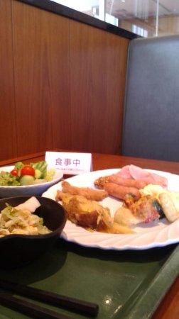 Mitsui Garden Hotel Sendai: 朝食バイキング