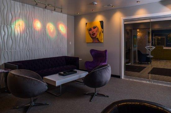 Saint Robert, MO: Lounge Area
