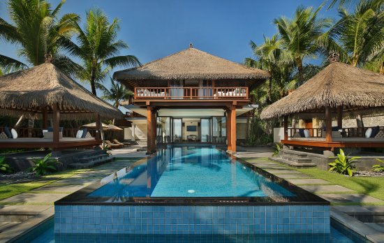 The Legian Bali Beach House 3 Bedroom Villa