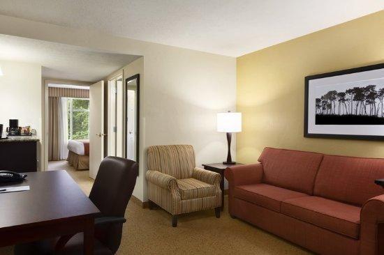 ลอว์เรนซ์วิล, จอร์เจีย: One Bedroom Suite