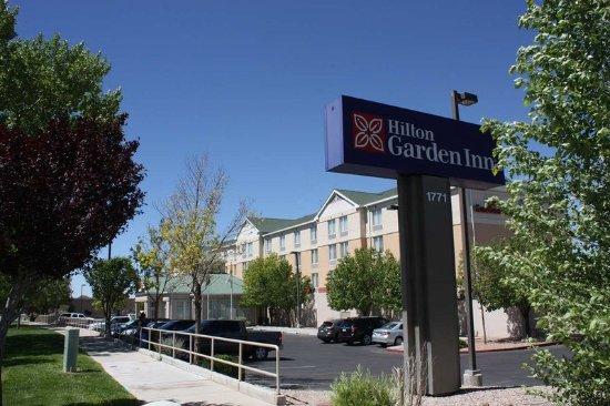 Rio Rancho, Nuevo México: Hotel Exterior Sign