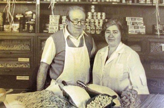 Italienere af Greenwich Village Food...