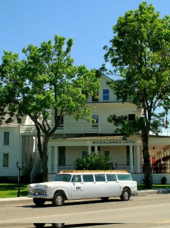 Sacajawea Hotel: Weddings