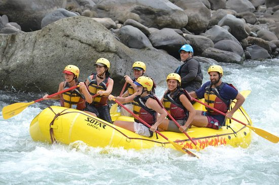 Pacuare River Whitewater Rafting from ...