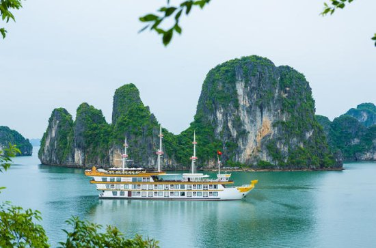 Dragon Legend Halong Bay 2-dagers...