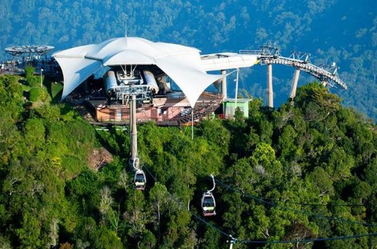 Private Langkawi-Tour mit SkyBridge ...