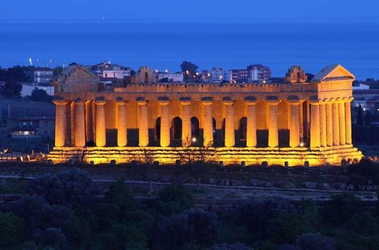 Agrigento Valley of the Temples och ...