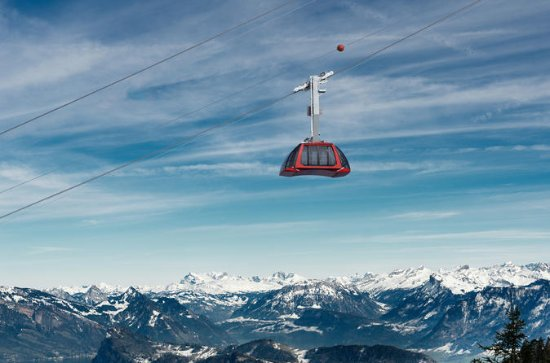 Small-Group Mt. Pilatus Cable Car...