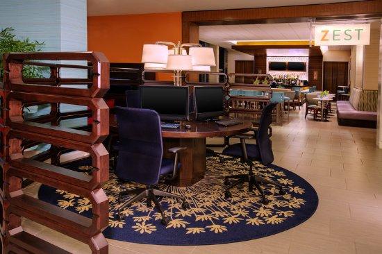 Sheraton Lake Buena Vista Resort: Lobby